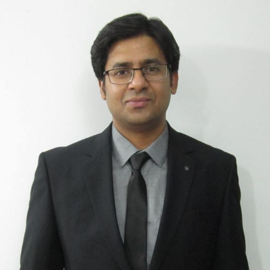 Prof. Shalabh Singh