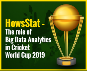Role of Analytics in Cricket world cup 2019